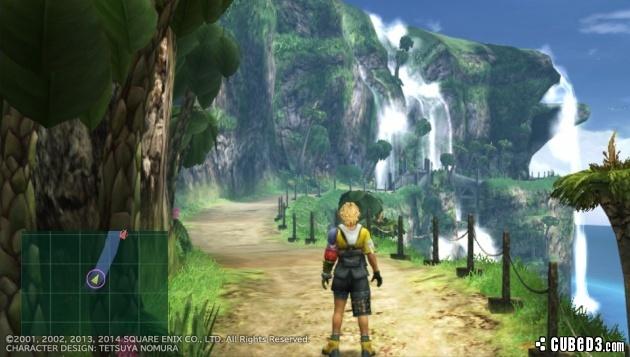ffxhdvita1 - Final Fantasy X remastered (VPK/MAI) PS VITA