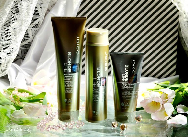 Joico Blonde Life - nowa linia produktów do kompleksowej pielęgnacji włosów blond
