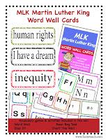 https://www.teacherspayteachers.com/Product/MLK-Martin-Luther-King-Word-Wall-Cards-2281286