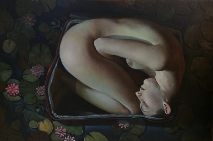 Американский художник Рабекка Сигнорьельо (Rabecca Signoriello)