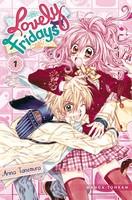 Critique Manga, Delcourt, Lovely Fridays, Manga, Shojo, Tonkam,
