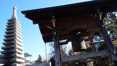 龍光寺 鐘楼