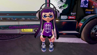 Splatoon Inkling Team Decepticon shirt Splatfest Transformers