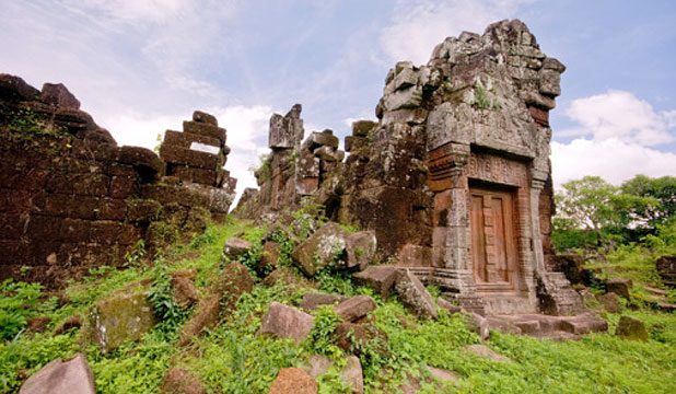 Vat Phou temple's ancient history