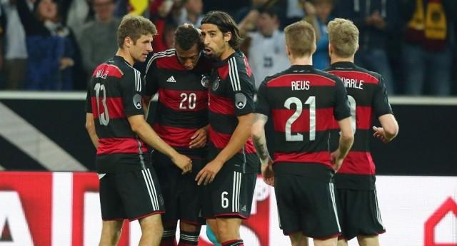 Jerman vs Kamerun