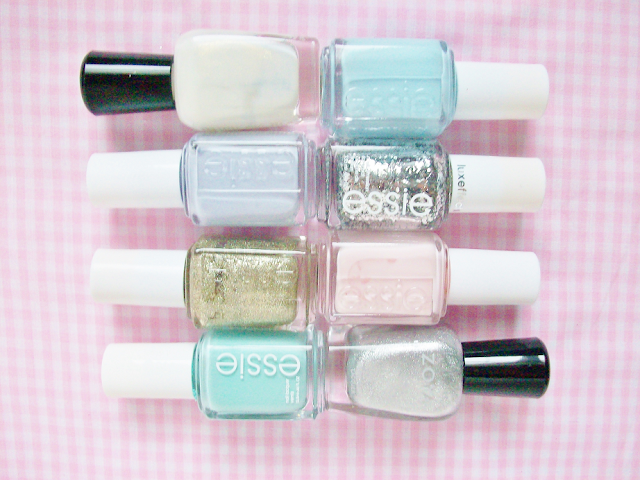 Winter Nail Polishes + NOTD