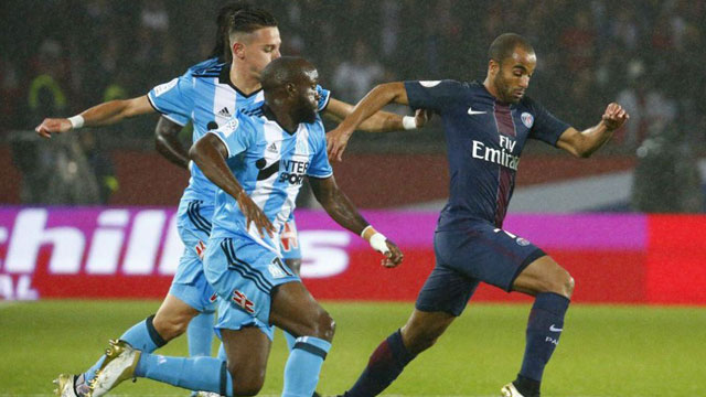 [Video] Cuplikan Gol PSG 0-0 Marseille (Liga Prancis)