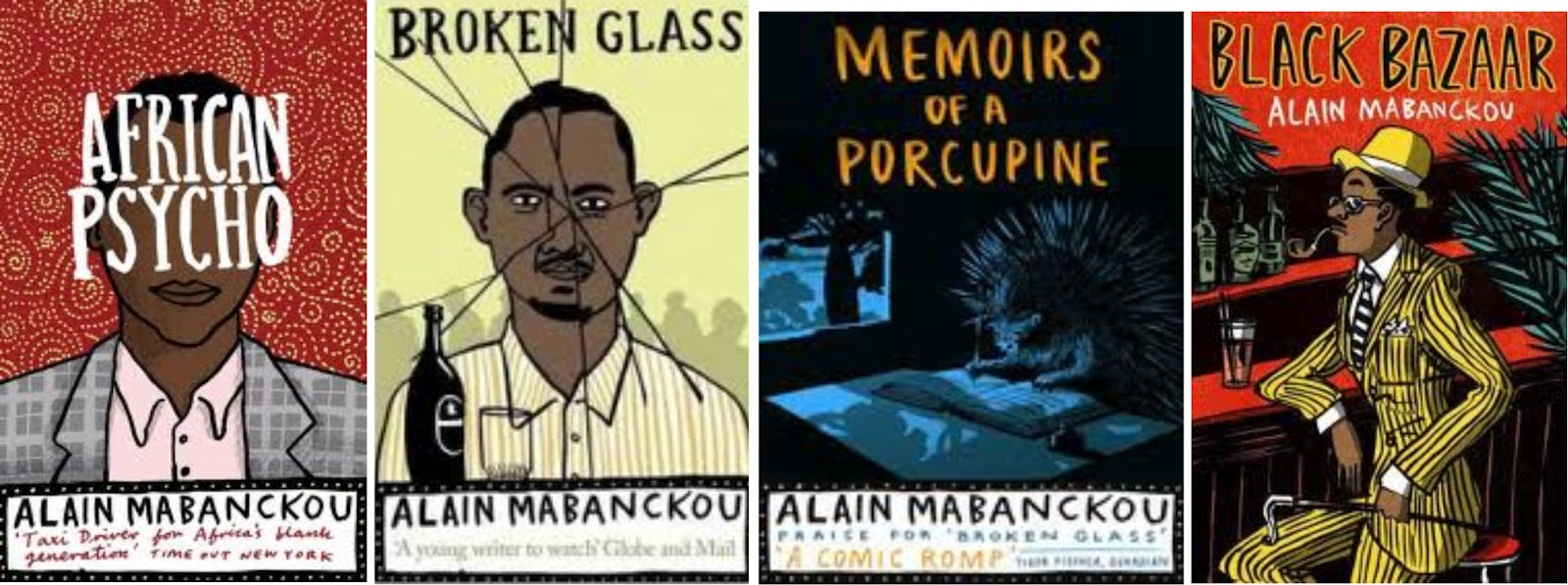 Broken Glass Alain Mabanckou Pdf