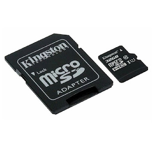 KINGSTON MICRO SD 32GB CALSS10