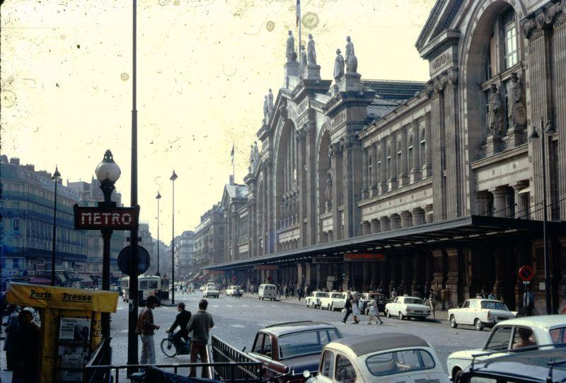 Hotel Terminus Paris Gare Du Nord