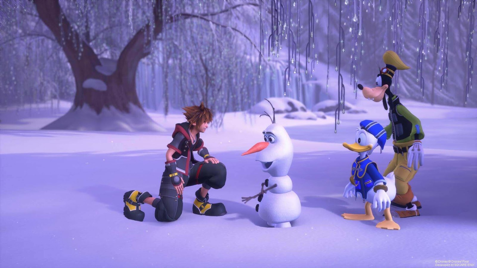 Square Enix Unveils A New Kingdom Hearts III Trailer, Finally Completed The Development