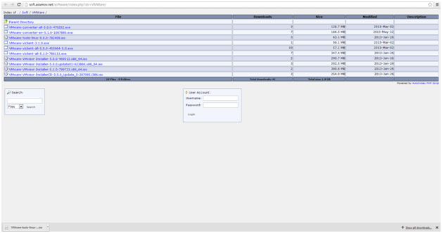 Hadoop Mania: Manually Installing VMWare-tools for running