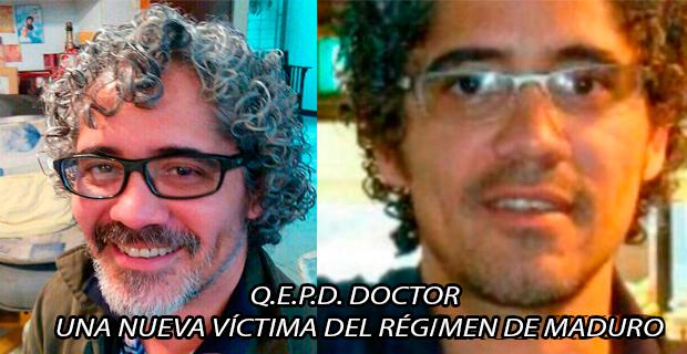 Se suicidó el Jefe de Cirugías del Hospital Universitario - Carlos Bravo no aguantó la depresión por la situación