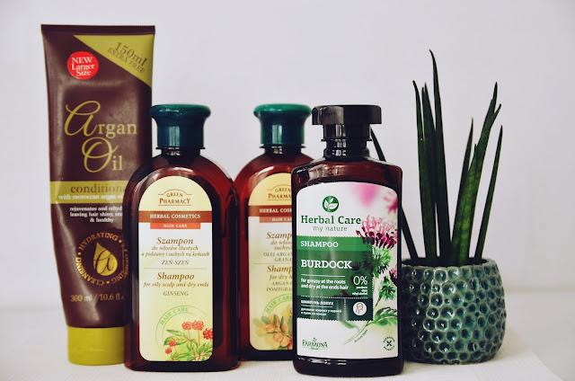 green pharmacy shampoo