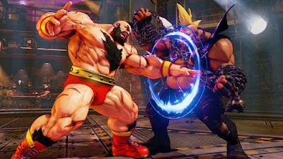 Download Street Fighter 5 Game Setup