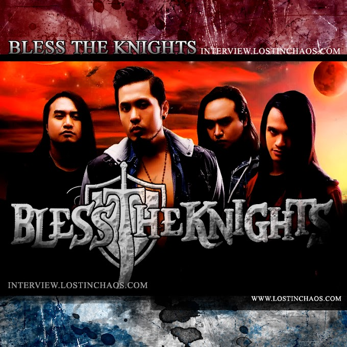 BLESS THE KNIGHTS Interview (Tangerang, Indonesia)