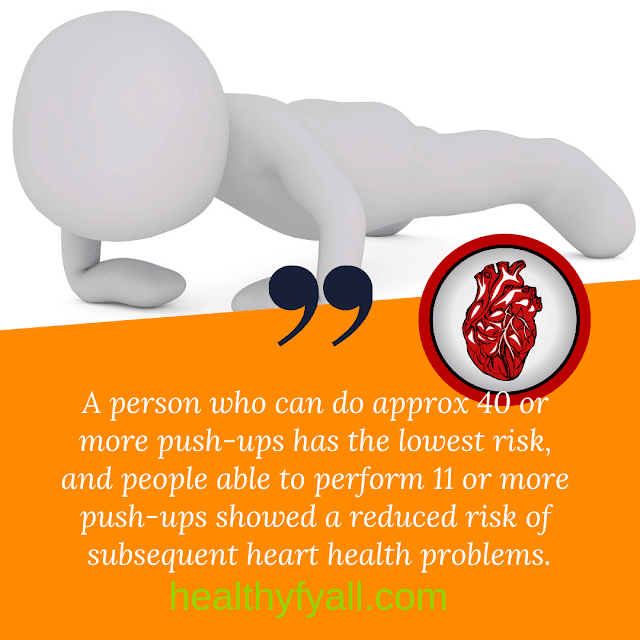 What is the Link Between Heart Diseases and Number of Pushups?