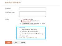 Mengganti Background Header Blog Dengan Gambar