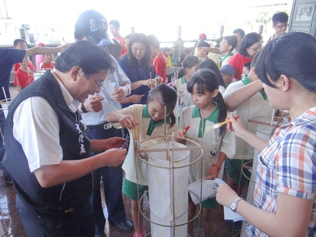 雲林口湖 牽水狀(車藏)祭典 6月30日登場, 挑飯擔祭祖傳百年為雲林重要文化資產