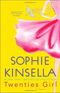 http://www.amazon.com/Twenties-Girl-Novel-Sophie-Kinsella/dp/0385342039?ie=UTF8&tag=dalibipi-20&link_code=bil&camp=213689&creative=392969
