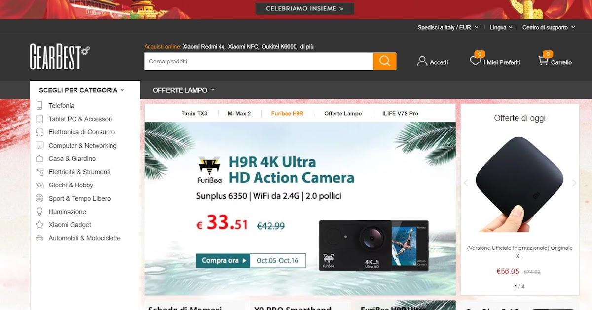977d8a0de56b Siti di negozi cinesi più affidabili per comprare elettronica e tecnologia  - Navigaweb.net