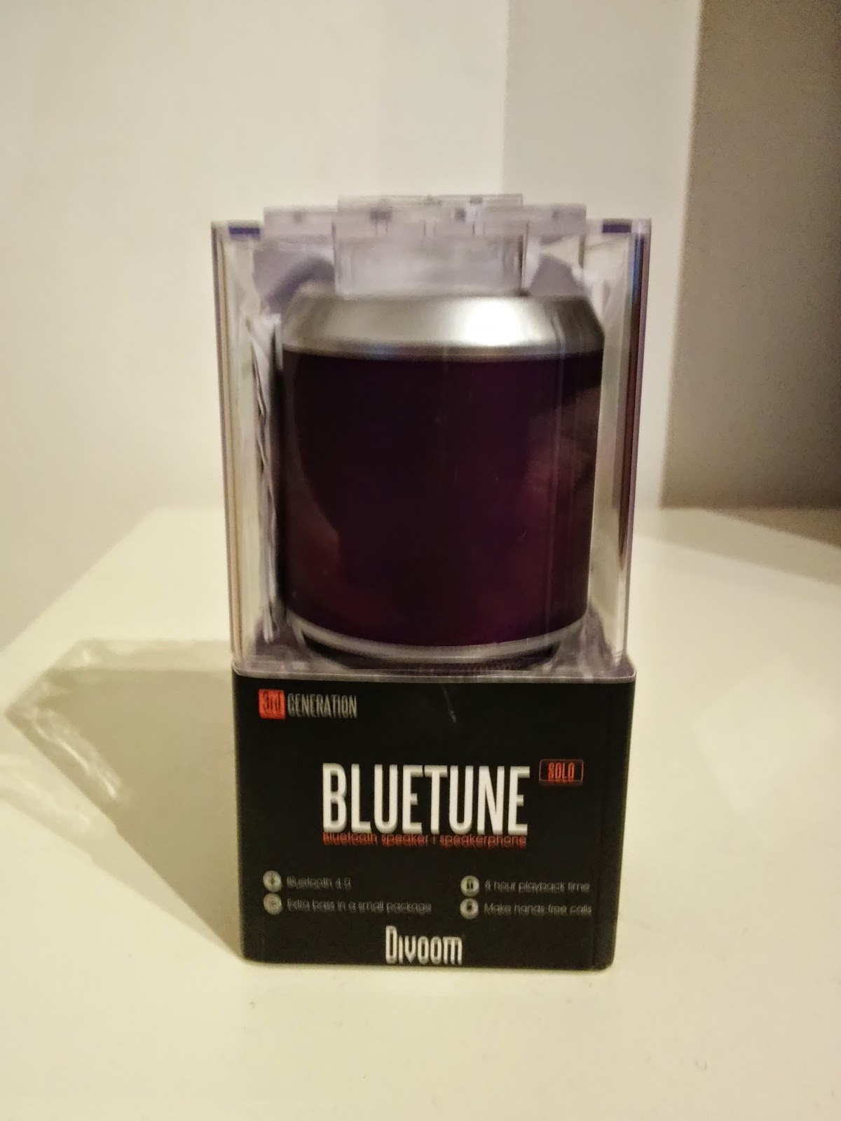Bluetune-Solo v3 box