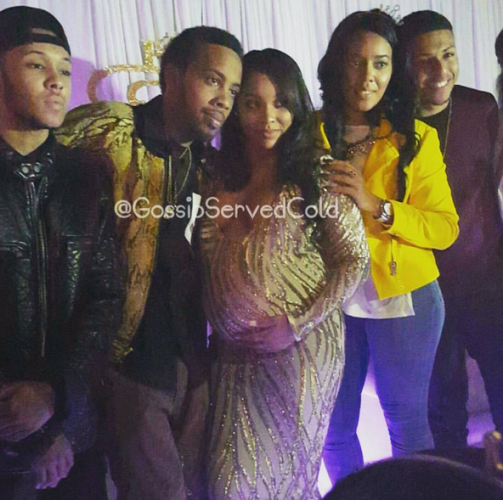 RevRun's son Jojo Simmons throws baby shower for pregnant ...