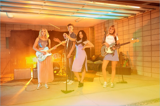 H&M Loves Coachella 2017 Campaign featuring The Atomics