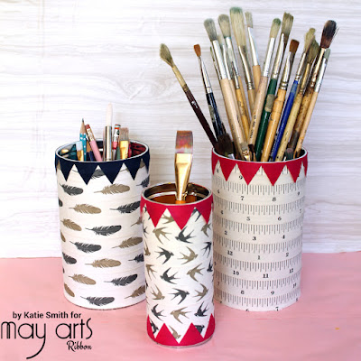 DIY Pencil Holder Tutorial