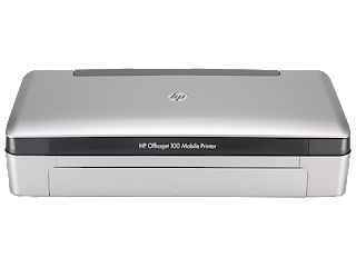 HP Officejet 100 Mobile Printer - L411a Drivers Download