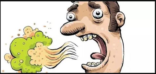 Pertolongan Pertama Bau Mulut