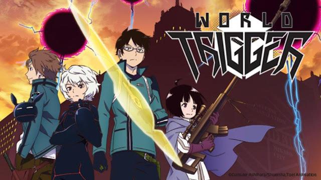 World Trigger - Top Anime Like Shingeki no Kyojin (Attack on Titan)