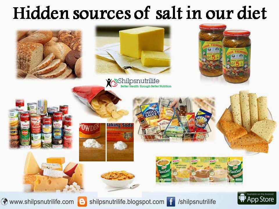 Low Sodium Low Sugar Diet Foods
