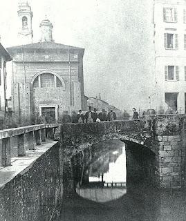 ponte porta ticinese