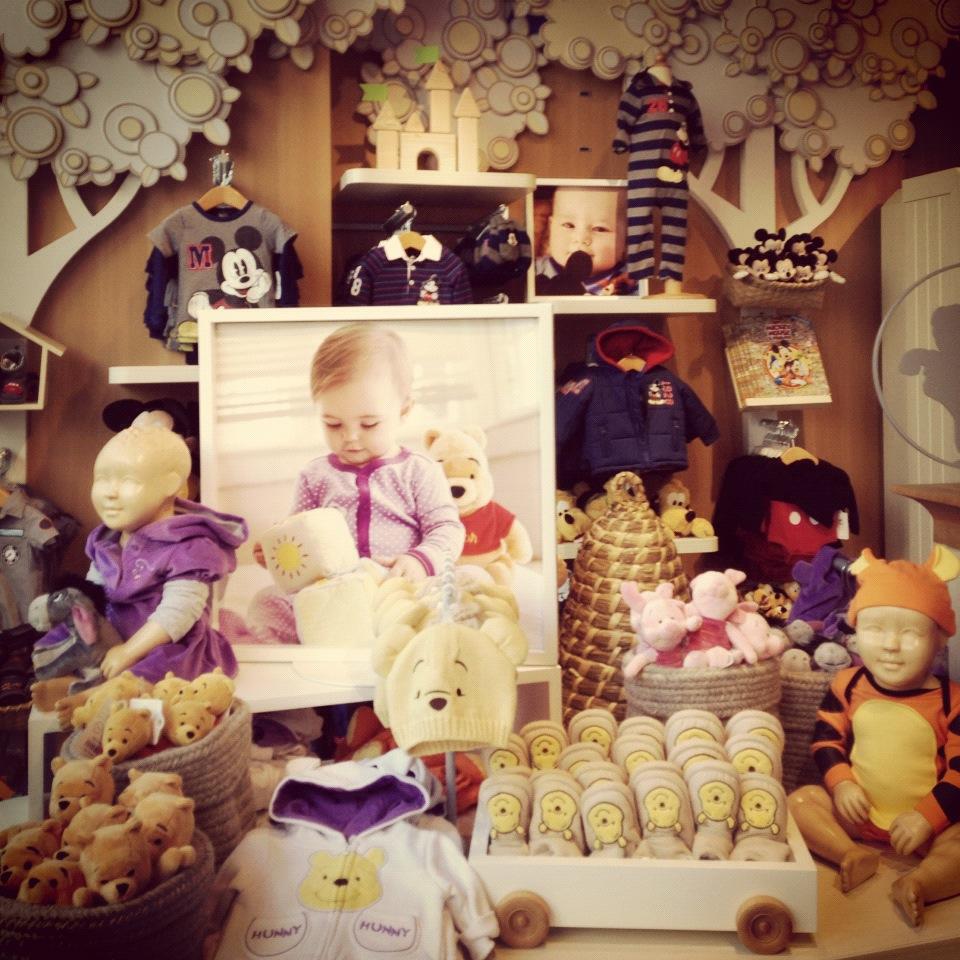 Disney Sisters Disney Baby Store Opening Creates Magical