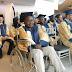 Photos: Physically challenged Nigerian man graduates from Cyprus University