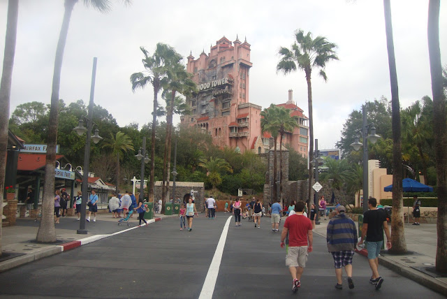 Tower of Terror -  Hollywood Studios
