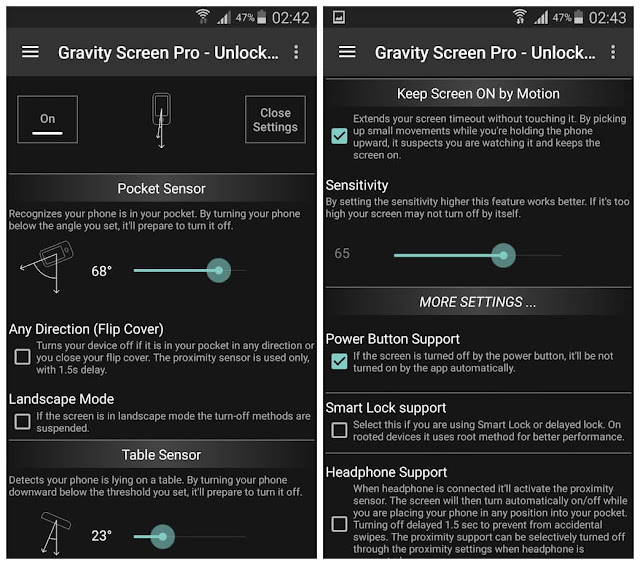 gravity screen pro apk free download