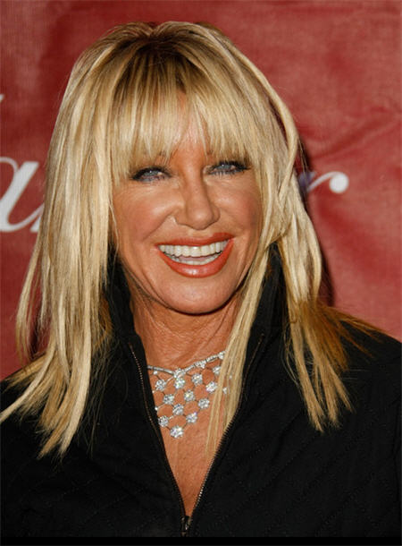 Suzanne Somers Hairstyles Pictures | Celebrity Hair Cuts