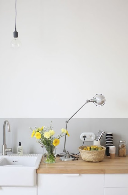 Flowers And Plants To Decorate The Kitchen 1