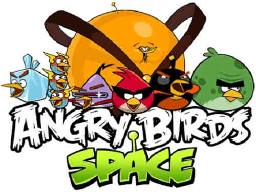 Angry Birds Space Game Free Download