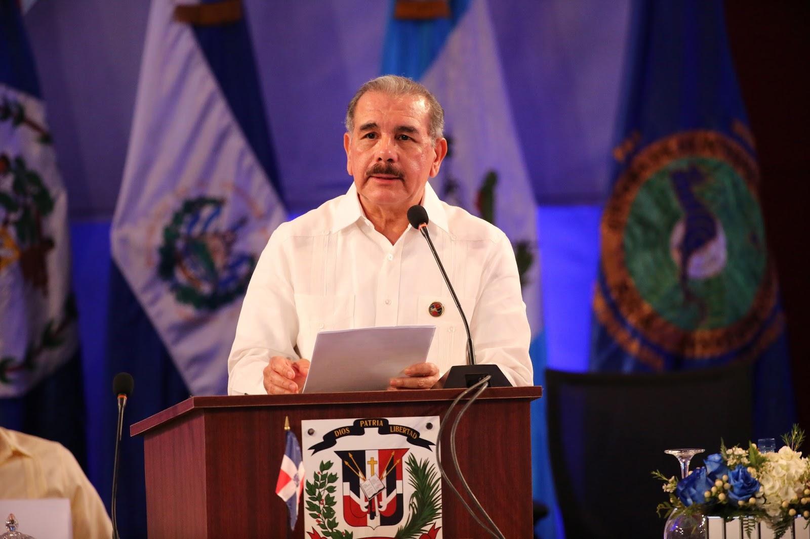 VIDEO: Danilo Medina llama a países del SICA a tomar a sus pueblos en cuenta en la toma de decisiones