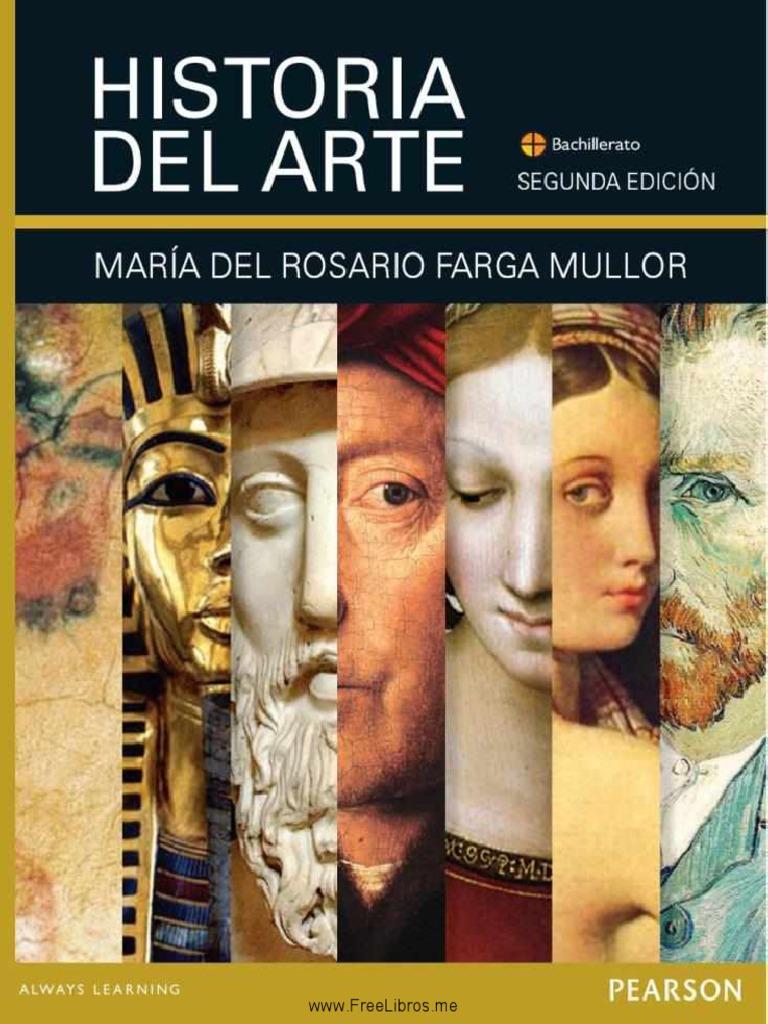 Historia del arte, 2da Edición – Maria del Rosario Farga Mullor