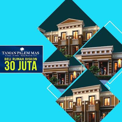 Jual Rumah DP 0%  Harga Mulai Dari 260 Jutaan Diskon Langsung 30 JUTA!