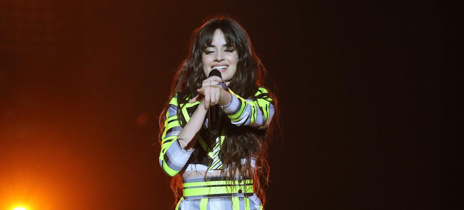 Camila Cabello ya está trabajando en nueva música