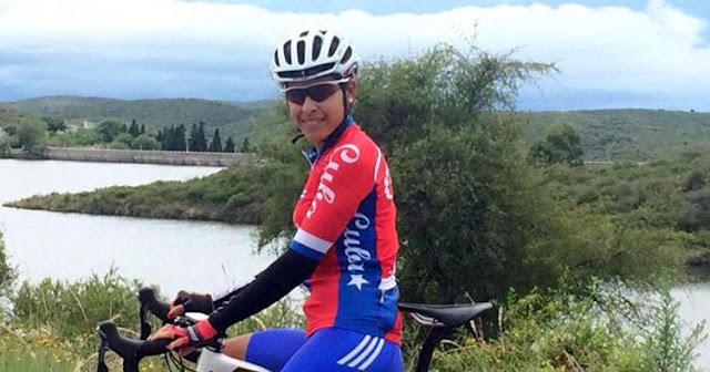 La sobresaliente atleta, oriunda del municipio granmense de Manzanillo, llegó a la meta con un tiempo de tres horas, 25 minutos y 26 segundos
