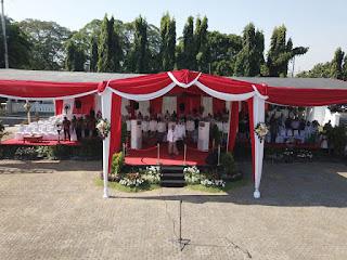 Sejumlah Penghargaan Diberikan Pada Peringatan Hari Jadi Cirebon ke 649.