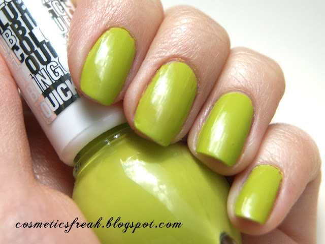 MISS SPORTY CLUBBING COLOURS - NR 455