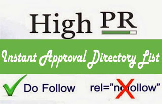 Free Instant Approval Directory Submission Dofollow Sites