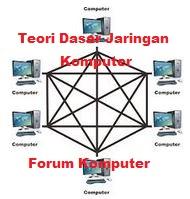 Belajar teori dasar jaringan komputer untuk pemula